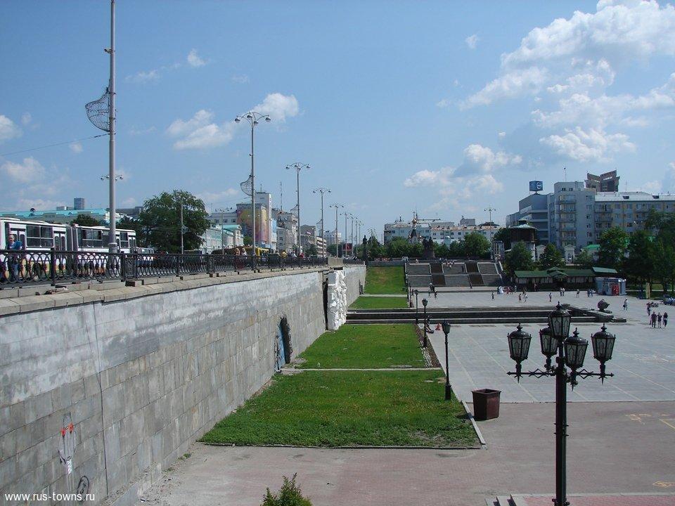 Екатеринбург Исторический Сквер Фото Исторический Сквер Екатеринбург