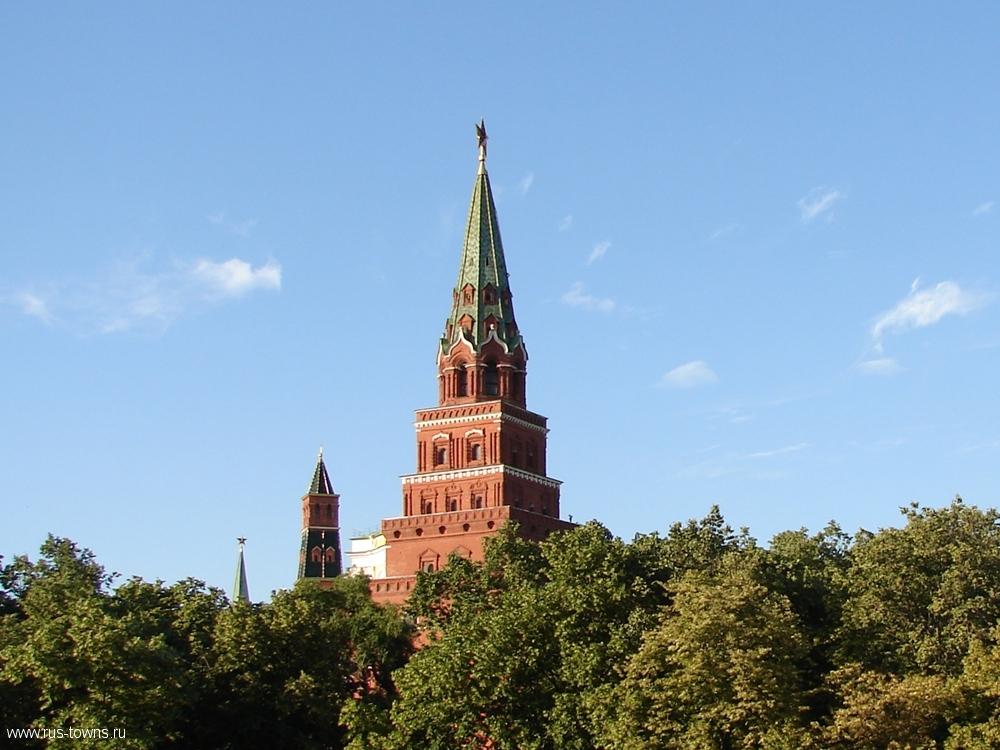 денег боровицкая башня московского кремля фото посёлка, огороды дома
