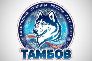 Тамбов - Новогодняя столица России 2017