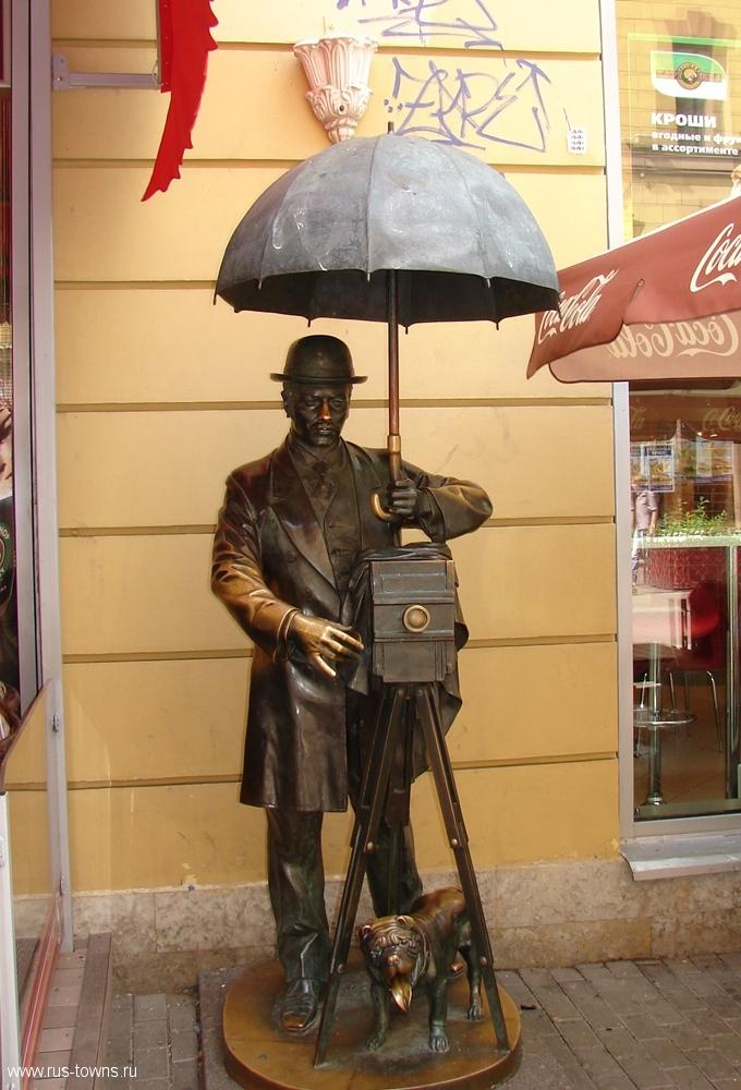 базалиома считается памятник фотографу санкт петербург сопроводили