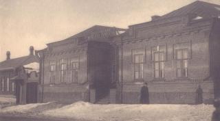 Данков. Мужская гимназия