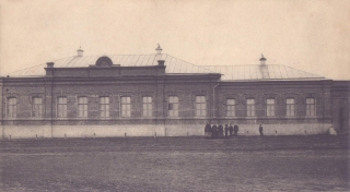 Данков. Приходское училище