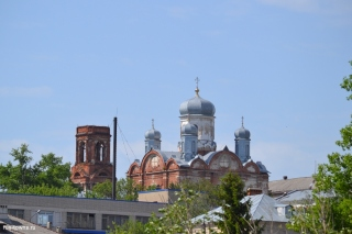 Архангельский храм. Фото 2014