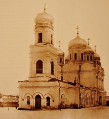 Спасовская церковь. Фото начала XX в.