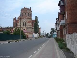 Покровский храм. Фото 2010 г.