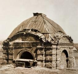 Вознесенская часовня перед ремонтом в начале XX в.