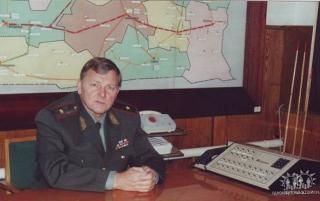 Генерал Виктор Гребенников