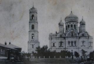 Тихвинский собор. Фото 1910-х гг.
