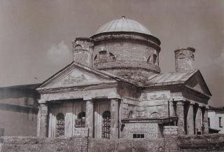 Никольский храм. Фото 1970 г.