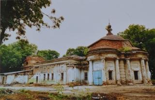 Евдокиевский храм. 1996 г.