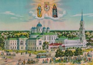 Митрофановский монастырь