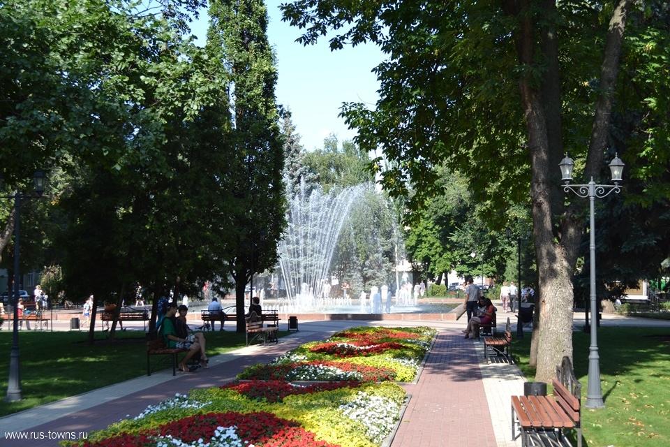 парк южный воронеж фото